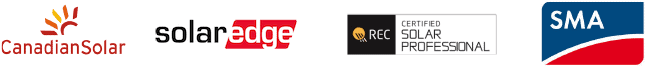 Signature Solar partner logos